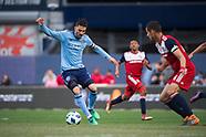 New York City FC v FC Dallas - 29 Apr 2018