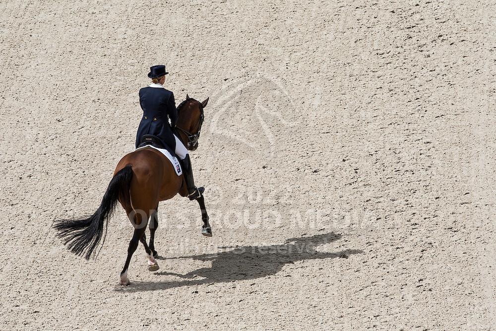 Mary Hanna, (AUS), Sancette - Grand Prix Team Competition Dressage - Alltech FEI World Equestrian Games&trade; 2014 - Normandy, France.<br /> &copy; Hippo Foto Team - Leanjo de Koster<br /> 25/06/14