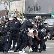 OPD beatdown of an unarmed Black youth