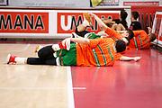 Caldiaro<br /> Umana Reyer Venezia vs Banvit<br /> FIBA Basketball Champions League 2017/2018<br /> Venezia,  10/10/2017<br /> Foto Ciamillo-Castoria/A. Gilardi