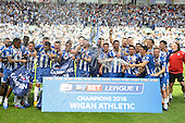 Wigan Athletic v Barnsley 080516