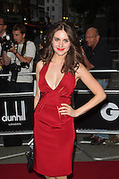 LONDON - September 04: Alison Brie at the GQ Men of the Year Awards 2012 (Photo by Brett D. Cove)