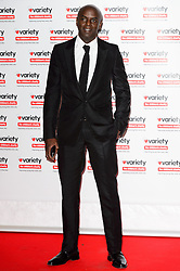 October 18, 2016 - London, London, UK - TREVOR NELSON attends the Variety Showbiz Awards at the Hilton Park Lane Hotel. London, UK. (Credit Image: © Ray Tang/London News Pictures via ZUMA Wire)
