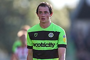 Forest Green Rovers Theo Archibald(18) during the EFL Sky Bet League 2 match between Forest Green Rovers and Cheltenham Town at the New Lawn, Forest Green, United Kingdom on 20 October 2018.