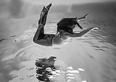 Laura Houston Underwater