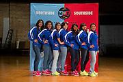NS/SS Gear Drop.October 1, 2012.Steinmetz High School.Chicago, IL.North Side School..Photograph ©Ross Dettman