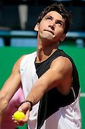 Roma, Italy 08/05/2007 - Tennis - Italian ATP Masters Series -Internazionali d'Italia 2007. Amer Delic (USA)