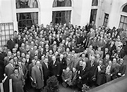 Annual Congress at Gresham Hotel in Dublin..01.04.1956  1st April 1956
