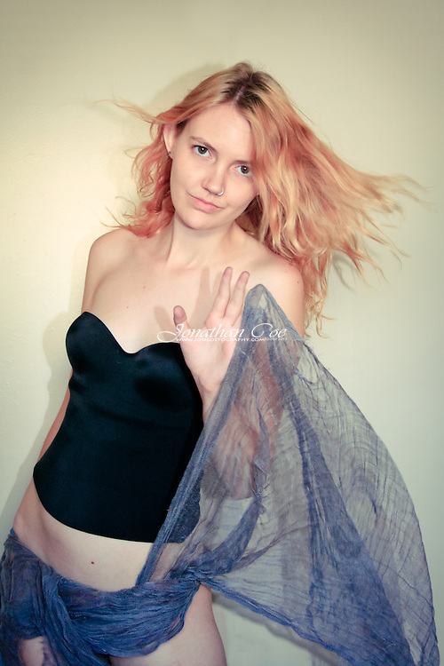 Model: Jessie James Hollywood<br /> Location: Fresno, CA