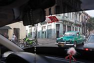 Cuba. Calleron de Hamel , buildings decorated by artists. La Habana CITY center.   La Habana - Cuba   /  calleron de hamel, quartier decore par des artistes. La Havane centro,  La Havane - Cuba   V241