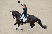 Dressage (from Stands)