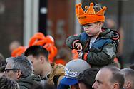 27-04-2017 KONINGSDAG 2017 TILBURG<br /> Tilburg viert Koningsdag 2017 met de koninklijke familie<br /> <br /> Foto: Geert van Erven