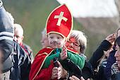 Sinterklaasfeest Menaam 2014