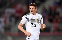 FUSSBALL  INTERNATIONAL TESTSPIEL  IN KLAGENFURT Oesterreich - Deutschland      02.06.2018 Mario Gomez (Deutschland)