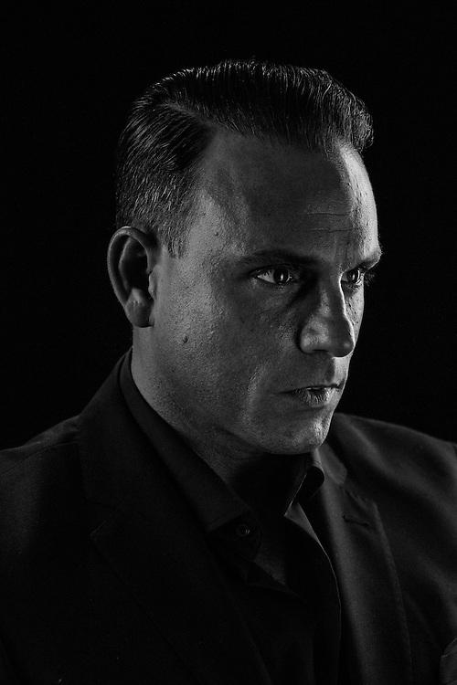 Ghost Negotiator Adel Abdel-Latif, photographed in Zurich