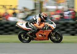 NEIL HODGSON GSE INS DUCATI,  British Superbike Championship Donington Park 9th April 20009th April 2000,