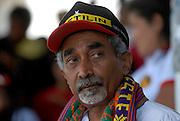 Mari Alkatiri at a Fretilin Party Rally at Dili's Stadium 27/06/07