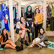 Fashionista attend International Fashion Award Show - Fashion Show showcases at Graduate Fashion Week 2019 - Final Day, on 5 June 2019, Old Truman Brewery, London, UK.