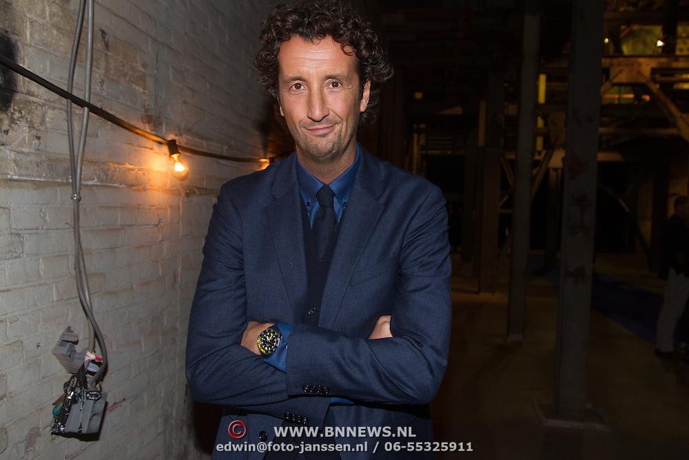 NLD/Amsterdam/20151119 - Inloop Sbs Jaarpresentatie 2016, Jan Joost van Gangelen