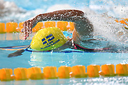 Sarah Sjoestroem (SWE) competes on Women's 100 m Freestyle semifinal during the Swimming European Championships Glasgow 2018, at Tollcross International Swimming Centre, in Glasgow, Great Britain, Day 6, on August 7, 2018 - Photo Stephane Kempinaire / KMSP / ProSportsImages / DPPI