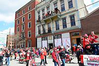 Opening Day Cincinnati Reds