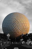 Aug 6, 2010; Orlando, FL USA; Images around Epcot.