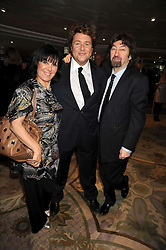 ARLENE PHILLIPS, MICHAEL BALL and SIR TREVOR NUNN at the 2009 South Bank Show Awards held at The Dorchester, Park Lane, London on 20th January 2009.