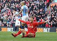 Liverpool v Blackburn Rovers 080315