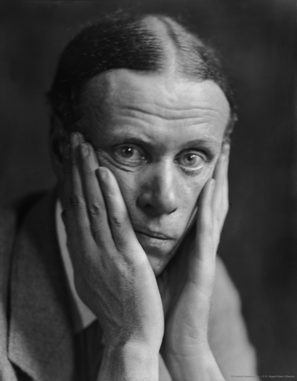Sinclair Lewis, American Author and Playwright, 1921