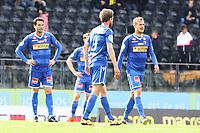 Fotball , 27. april 2019 , 1. divisjon , Obosligaen , Start - Sandefjord<br /> Lars Pontus Engblom  , Sandefjord