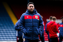 Bristol City head coach Lee Johnson arrives at Ewood Park for the Sky Bet Championship fixture against Blackburn Rovers - Mandatory by-line: Robbie Stephenson/JMP - 09/02/2019 - FOOTBALL - Ewood Park - Blackburn, England - Blackburn Rovers v Bristol City - Sky Bet Championship