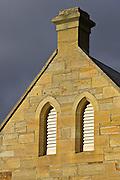 Convict built church, Hobart Tasmania