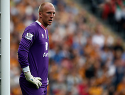 Norwich City's John Ruddy  - Photo mandatory by-line: Matt Bunn/JMP - Tel: Mobile: 07966 386802 24/08/2013 - SPORT - FOOTBALL - KC Stadium - Hull -  Hull City V Norwich City - Barclays Premier League