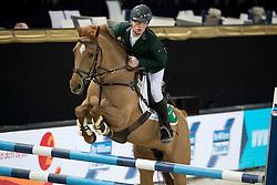 Nallon Ciaran, IRL, Dibidoe<br /> FEI Ponies Jumping Trophy<br /> Vlaanderens Kerstjumping Memorial Eric Wauters<br /> © Dirk Caremans<br /> 27/12/2016