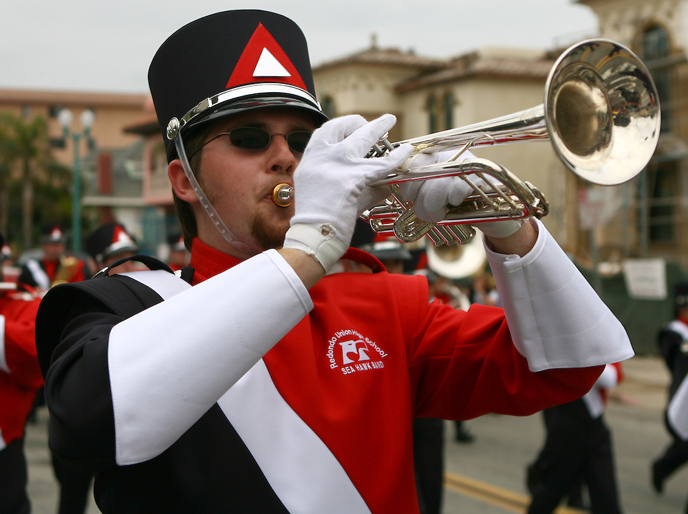 William Lee Wagner plays the lead Trumpet fanfare.