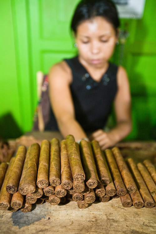 Cigar making in Granada. Granada is Nicaragua's most famous city. founded in 1524 it is one of best examples of Spanish colonial architecture in the Americas. .it has a varied history including its almost total destruction by filibuster William Walker in a childlike tantrum. Today it is a popular tourist town though retains a strong sense of its own identity.