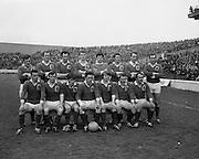 National Football League Final.  Down v Mayo. . Mayo Team..10.05.1970