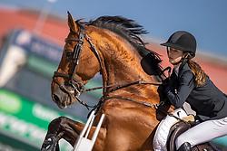 Kindt Delphine, BEL, Crack des Pres<br /> Belgisch Kampioenschap Jeugd Azelhof - Lier 2020<br /> © Hippo Foto - Dirk Caremans<br /> 30/07/2020
