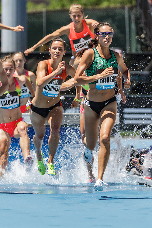 adidas Grand Prix Diamond League Track & Field: Women's 3000m Steeplechase, Aisha Praught