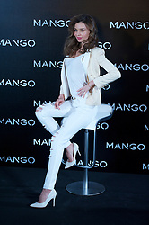 Model Miranda Kerr is announced as the new Face of Mango at the Villamagna Hotel, Madrid, Spain, December 11, 2012. Photo by Leyre I. Pollo / DYD PPA / i-Images...SPAIN OUT