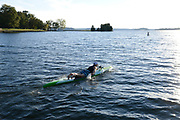 Lake Norman in Charlotte, North Carolina.