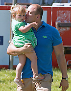 Doting Father - Mike Tindall