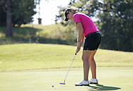 October 3, 2016: The Oklahoma Christian University women's golf team participates in the UCO RCB Classic tournament at The Golf Club of Edmond in Edmond, Oklahoma.
