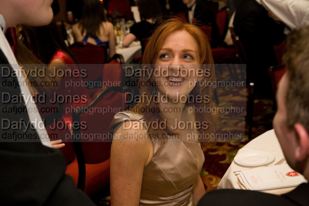 EIMEAR NEESON, The 30th White Knights charity  Ball.  Grosvenor House Hotel. Park Lane. London. 10 January 2009 *** Local Caption *** -DO NOT ARCHIVE-© Copyright Photograph by Dafydd Jones. 248 Clapham Rd. London SW9 0PZ. Tel 0207 820 0771. www.dafjones.com.<br /> EIMEAR NEESON, The 30th White Knights charity  Ball.  Grosvenor House Hotel. Park Lane. London. 10 January 2009