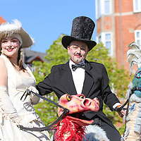 Battle of Carnival Bands 2014 – Parade
