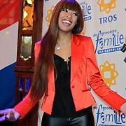 NLD/Hilversum/20120105 - Bekendmaking deelnemers Nationaal Songfestival 2012, Raffaela Paton