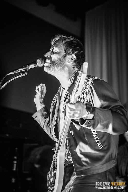 The Arcs perform at 930 Club in Washington, DC on 12/14/2015.