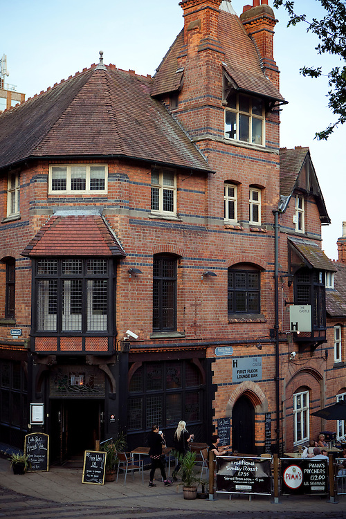 The Castle pub, Nottingham