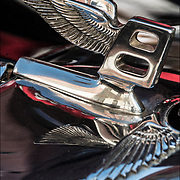 Bentley Chrome Hood Ornament on the 1963 Bentley S3 H.J. Mulliner Bodied Continental Coupe