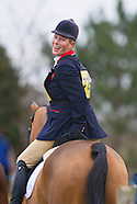 Zara Phillips Competes At Isleham Horse Trials